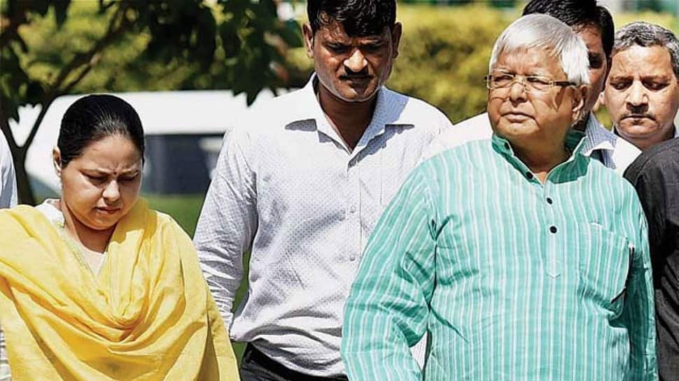 Yet another battle between Lalu Prasad Yadav's family and former aide in Pataliputra