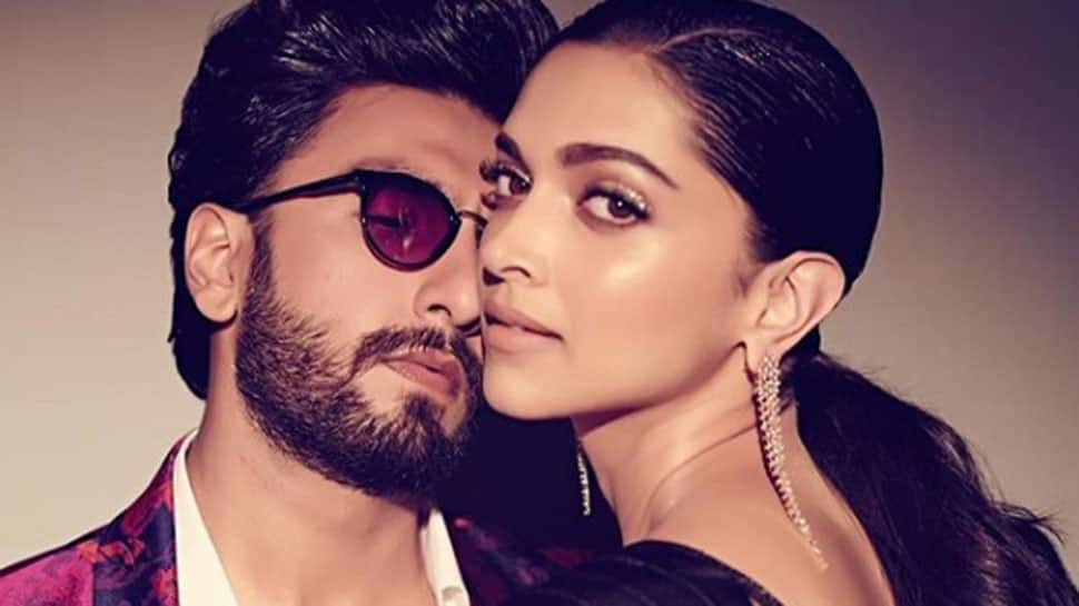 Ranveer Singh goes 'nuts' over Deepika Padukone's Cannes look