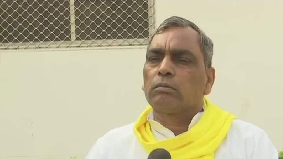 Uttar Pradesh: FIR filed against Om Prakash Rajbhar for abusing, threatening BJP workers