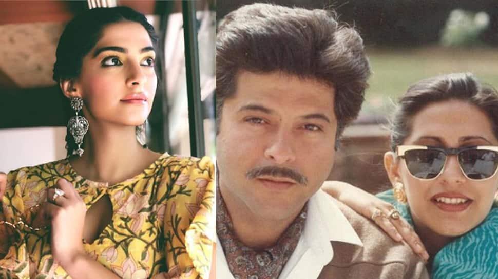 Sonam Kapoor's wish for Anil Kapoor and Sunita Kapoor on wedding anniversary is unmissable—Pic