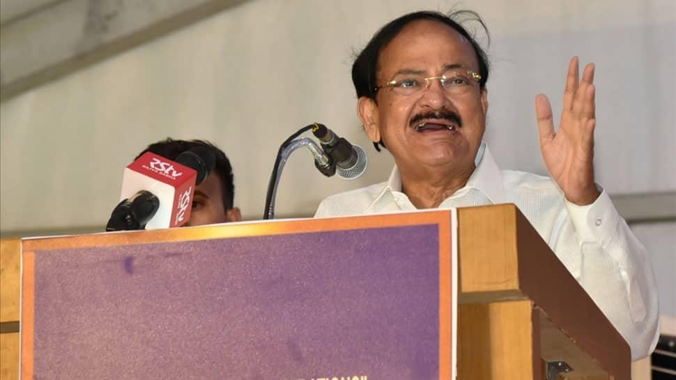 Exit polls do not mean exact polls: Venkaiah Naidu