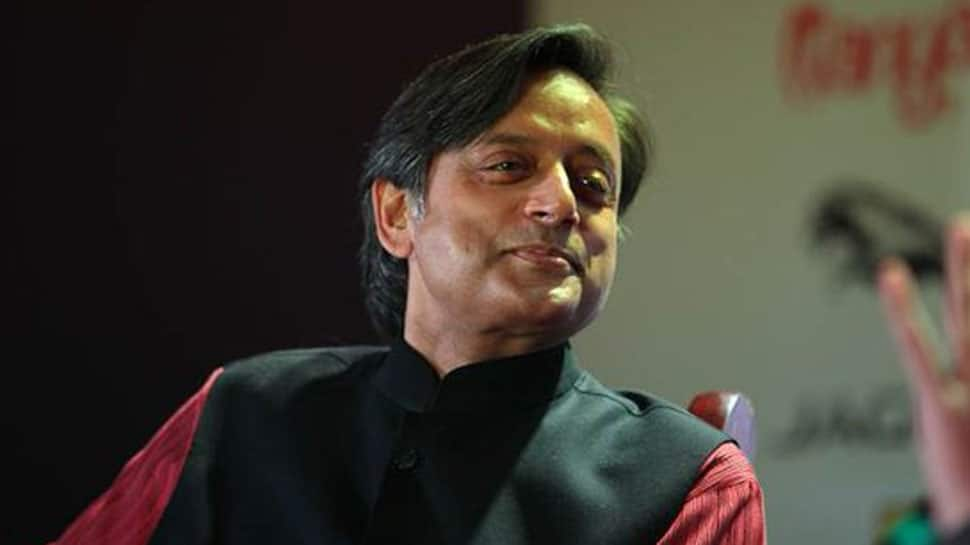 Exit polls are all wrong: Congress leader Shashi Tharoor