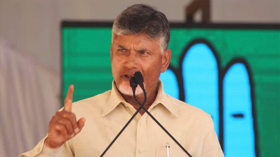 Chandrababu Naidu is '1000% sure of winning if EVMs are fair'