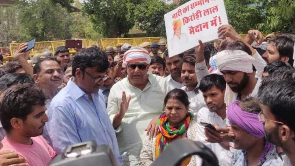 Rajasthan govt offers police job to Alwar gang-rape victim
