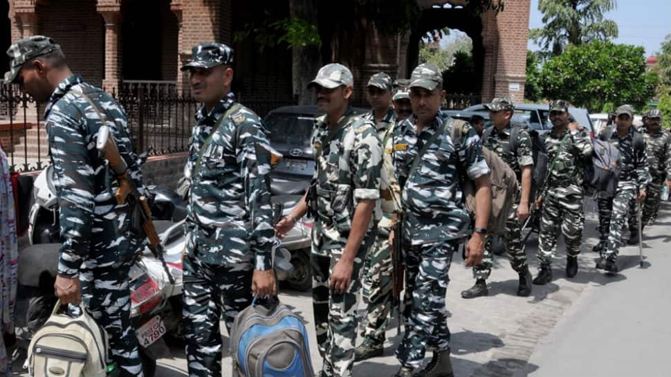 3 lakh paramilitary, 20 lakh state police personnel deployed in 7-phase Lok Sabha election