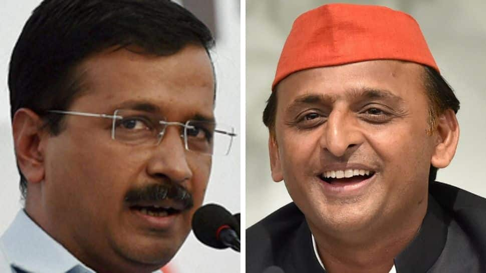 Arvind Kejriwal dials Akhilesh to discuss post-results strategy, AAP says priority to stop BJP