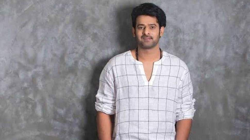 Prabhas's look in new poster of 'Saaho' is intriguing—See inside