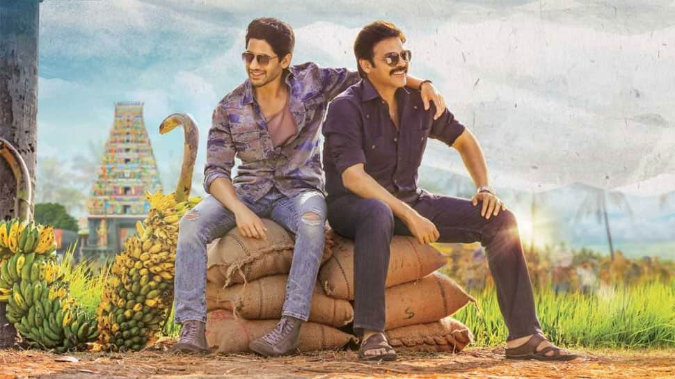 Venky Mama teaser to be unveiled on June 6