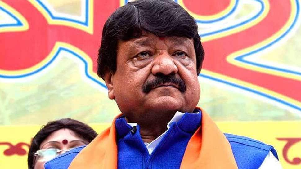 Mamata Banerjee can get BJP's Barrackpore candidate killed in encounter, alleges Kailash Vijayvargiya