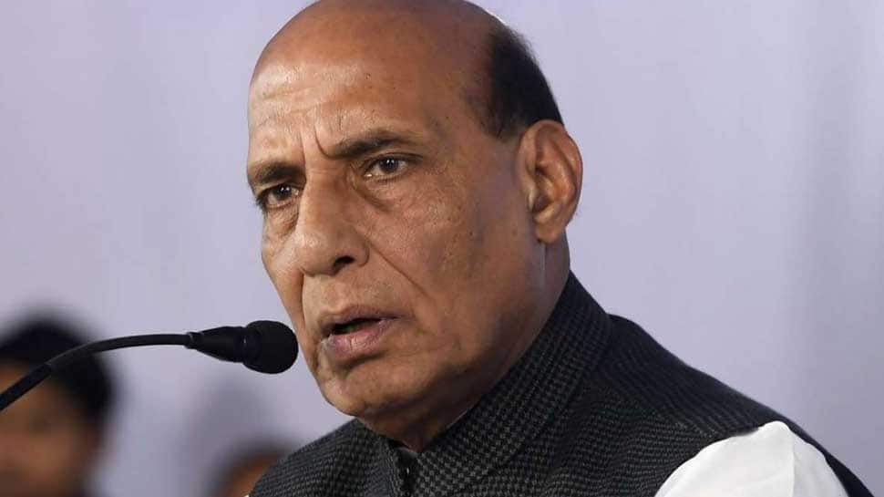 Killing of Arunachal MLA an attempt to disturb peace in Northeast: Rajnath Singh