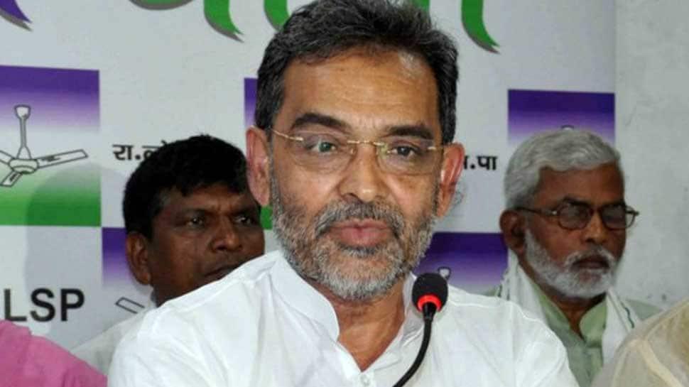 RLSP chief Upendra Kushwaha warns of violence, says will take up gun to save democracy