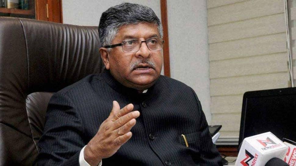 Accept defeat with grace: Ravi Shankar Prasad tells opposition