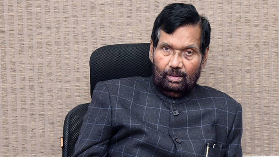 There'll be tit-for-tat: Paswan replies to Kushwaha's 'bloodshed' warning over EVMs