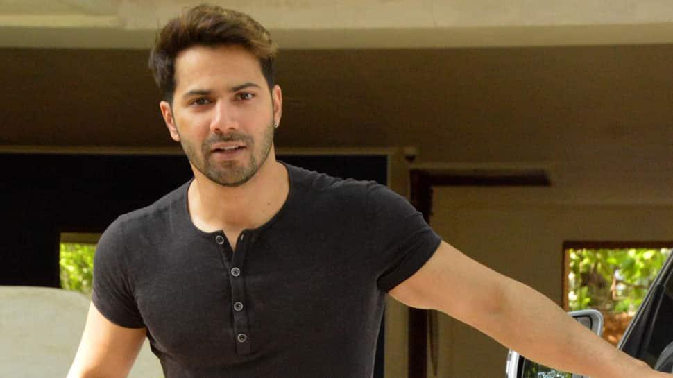 Varun Dhawan breaks down on 'Street Dancer 3D' set