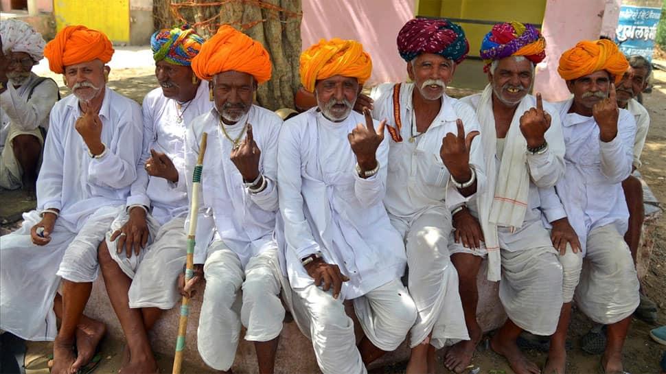 Rajasthan Lok Sabha election results 2019 on Thursday