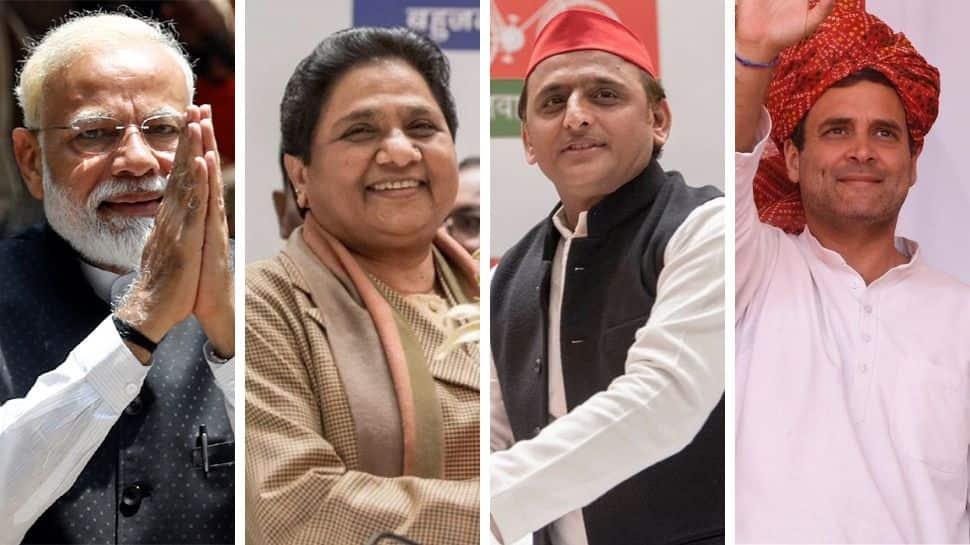 Lok Sabha election 2019: Will Modi remain invincible or can Akhilesh-Mayawati dent the BJP in Uttar Pradesh?