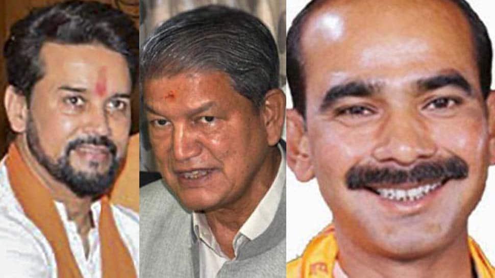 Watch live streaming of Lok Sabha election result 2019 of Uttarakhand and Himachal Pradesh on Zee News