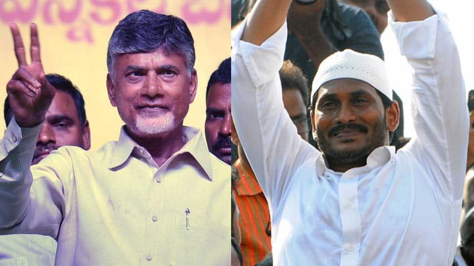 TDP vs YSRCP battle royale in Andhra Pradesh; Congress, BJP fringe players