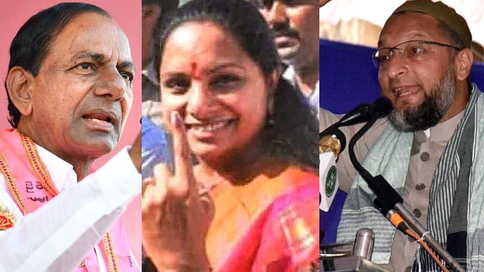 TRS eyes another landslide in Lok Sabha lections 2019 in Telangana
