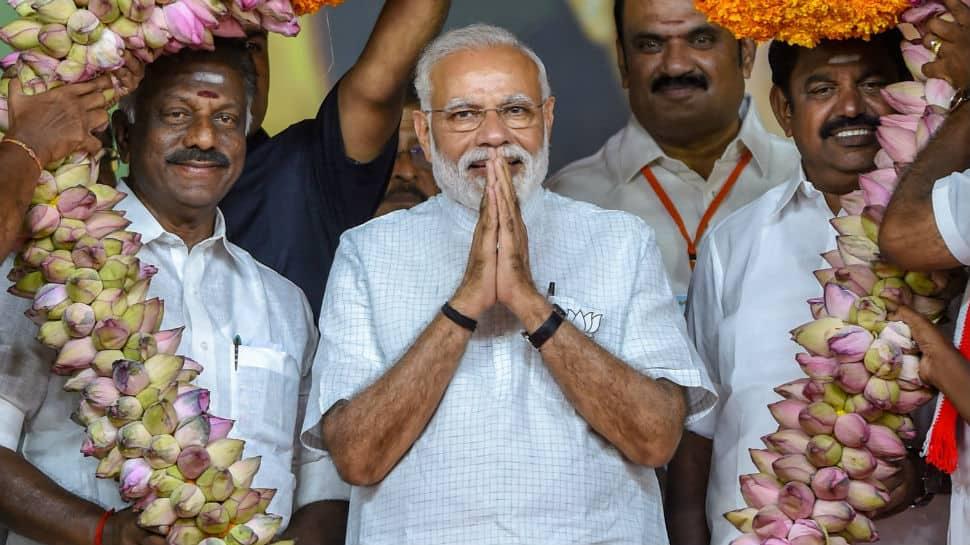 Watch live streaming of Lok Sabha election result 2019 of Tamil Nadu, Puducherry on mobile, desktop on Zee News