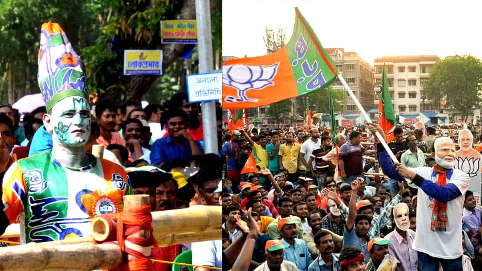 Watch live streaming of Lok Sabha election result 2019 of West Bengal's 42 seats on mobile and desktop on Zee News
