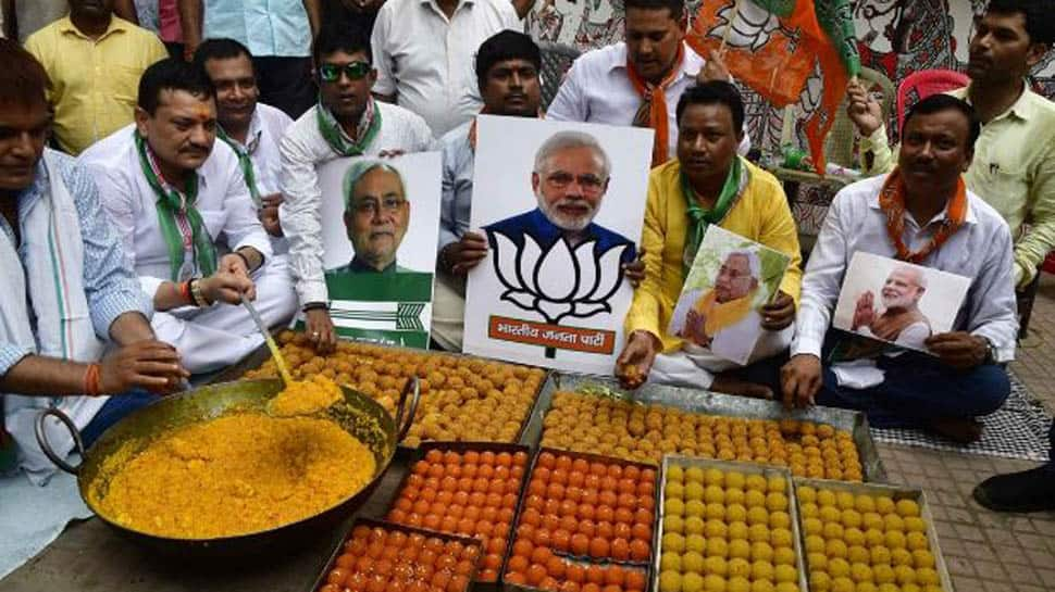 Bihar Lok Sabha election results 2019: BJP+ wins 39 out of 40 seats, opposition decimated