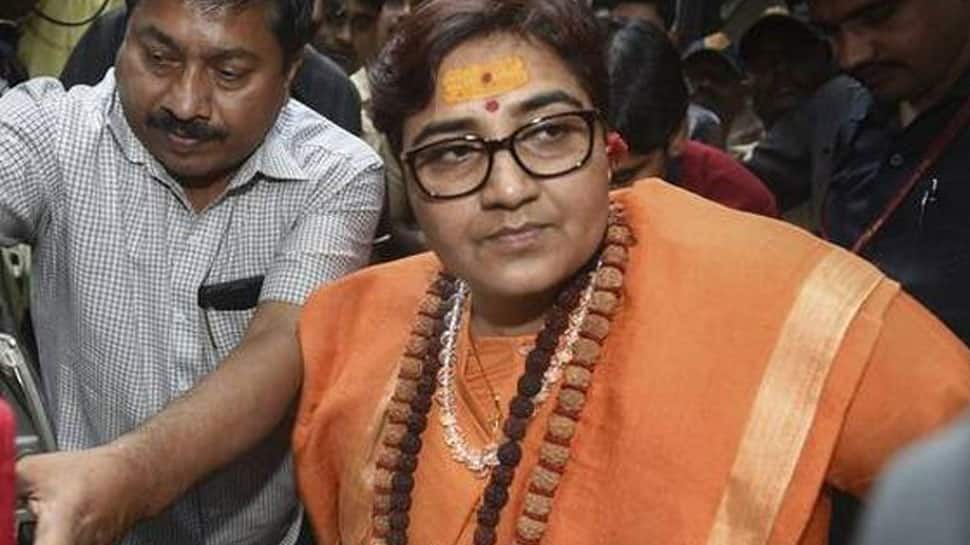 BJP takes big lead in MP, Sadhvi Pragya says victory of 'dharma'