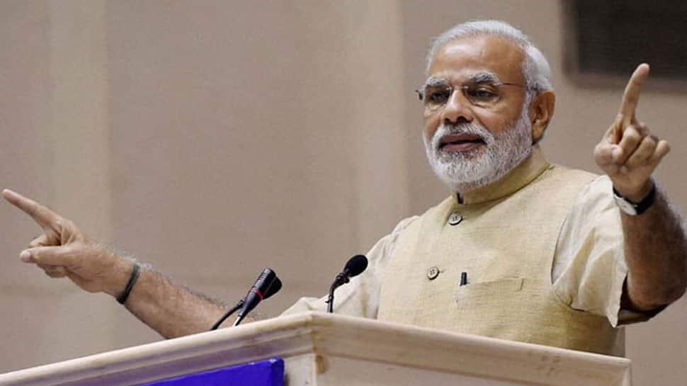 KCR congratulates Narendra Modi on NDA victory