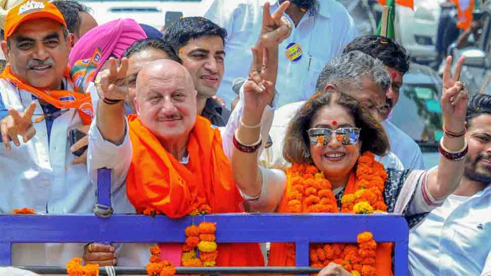 Lok Sabha election 2019: Kirron Kher set to get second term as Chandigarh MP