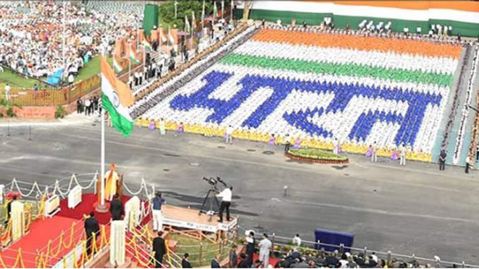 सबका साथ + सबका विकास + सबका विश्वास = विजयी भारत, tweets PM Narendra Modi