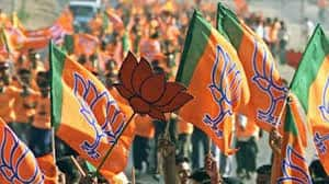 Saffron wave sweeps Jharkhand as BJP-led NDA grabs lead in 12 out of 14 seats
