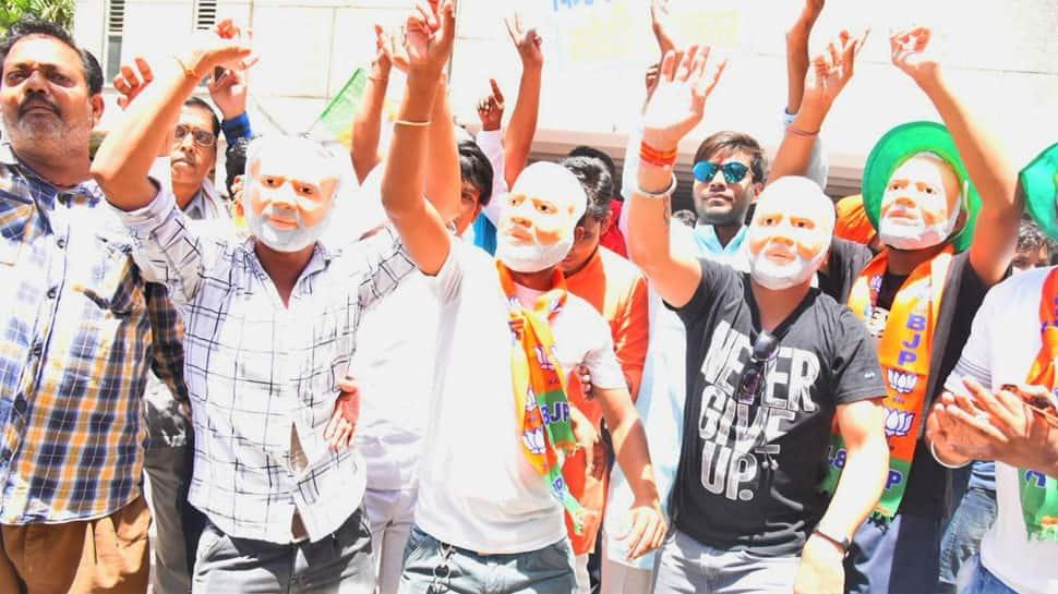 Lok Sabha election results 2019: BJP wins 28 of 29 seats in Madhya Pradesh