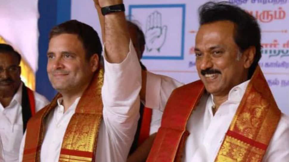 Lok Sabha election 2019 results: DMK+ leads in 36 seats in Tamil Nadu, Congress wins Puducherry