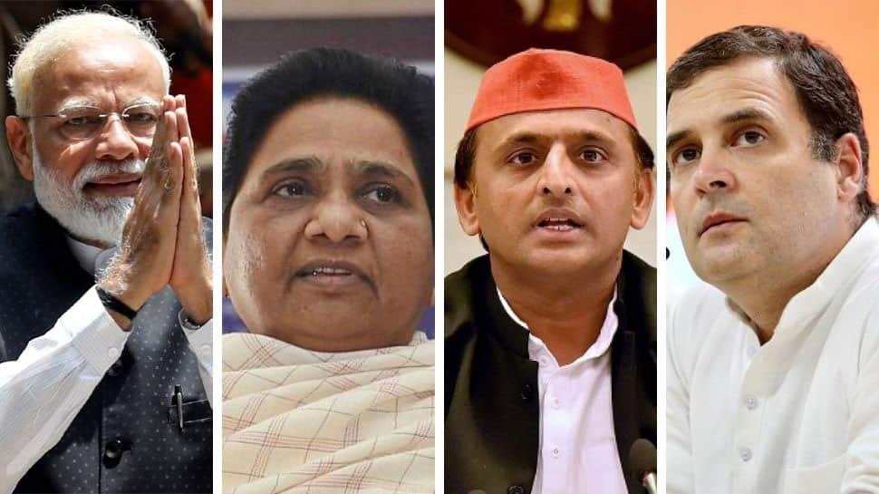 Deja vu in Uttar Pradesh as Narendra Modi steamrolls Akhilesh-Mayawati in Lok Sabha election 2019, Rahul Gandhi clean bowled