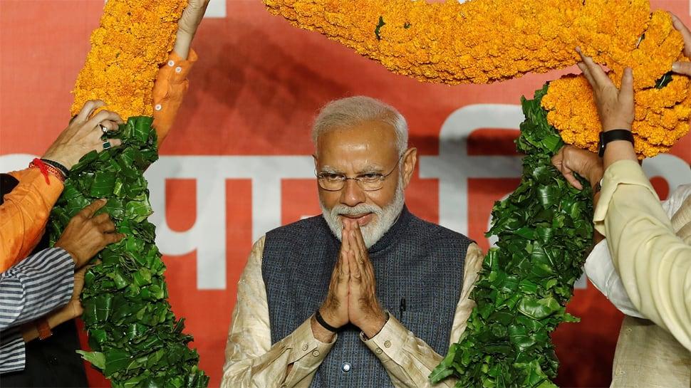 Uttar Pradesh Lok Sabha election results 2019 live updates: BJP+ wins 64 seats, Mahagatbandhan 15, Congress 1