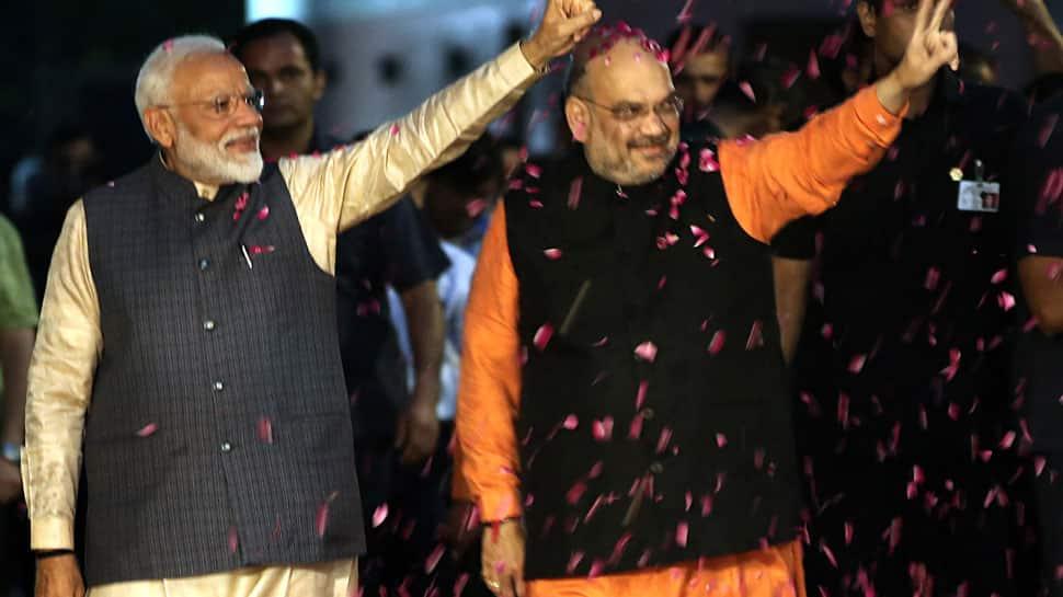 Lok Sabha election results 2019: It's BJP in Gujarat, wins all 26 seats