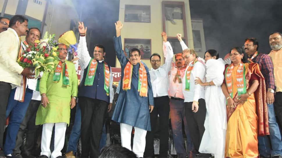 Lok Sabha election 2019 results: BJP-Shiv Sena alliance clean sweeps Maharashtra