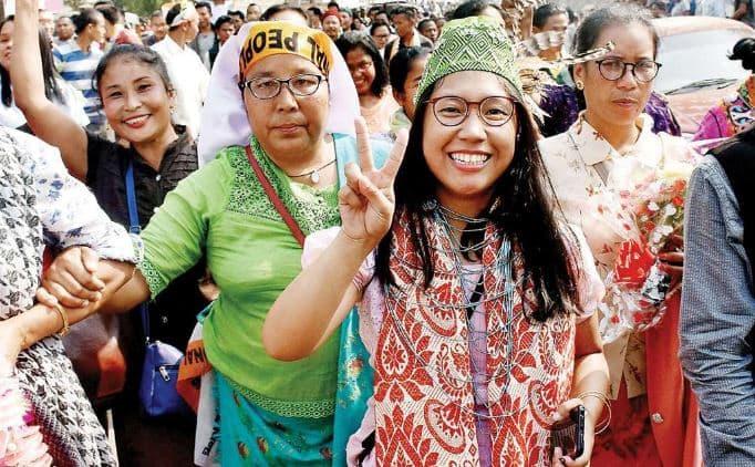 Lok Sabha election results 2019 live updates: Agatha Sangma wins from Tura in Meghalaya