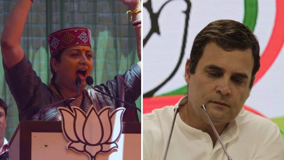 Smriti Irani, BJP's giant killer who defeated Rahul Gandhi in Amethi