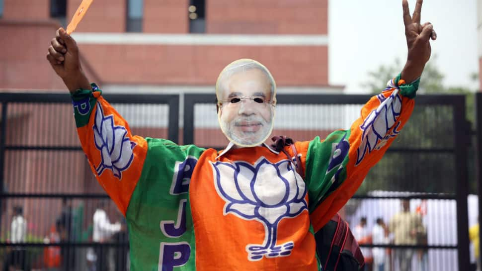 Lok Sabha election 2019 results: BJP takes 8 states and UTs, Congress draws a blank in 17