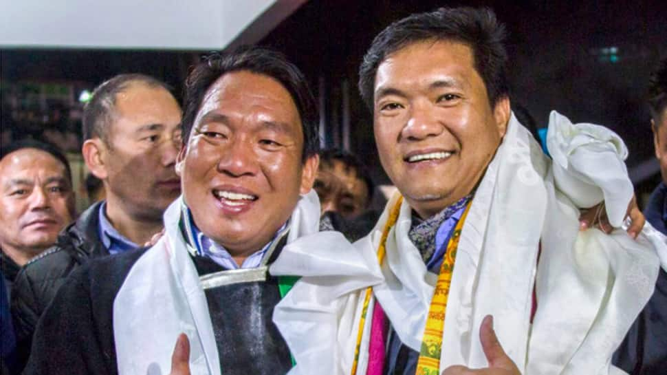 Arunachal Pradesh Assembly election results 2019: Full list of winners