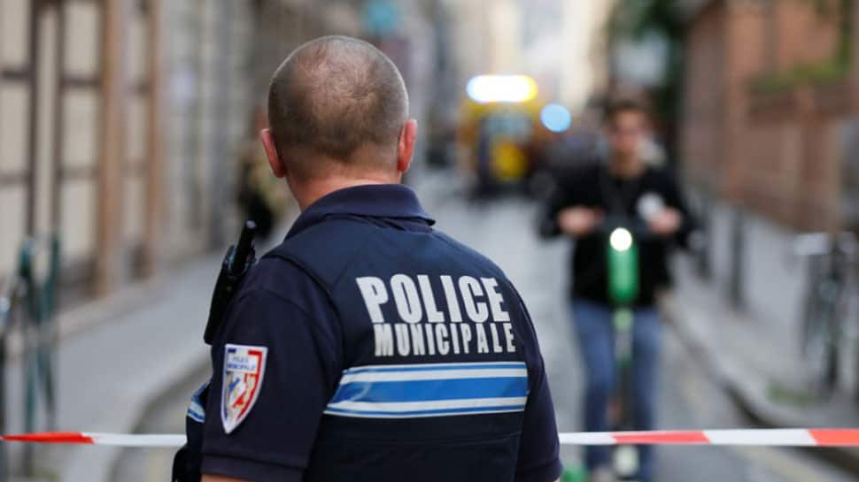 French police hunt suitcase bomber after blast in Lyon
