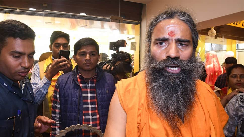 Ramdev urges Congress leaders to try Kapalbhati after Lok Sabha election 2019 verdict