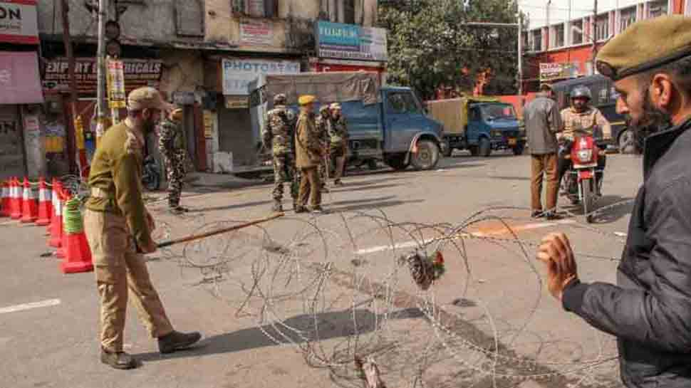 Zakir Musa killing: Curfew continues in parts of Kashmir for second day