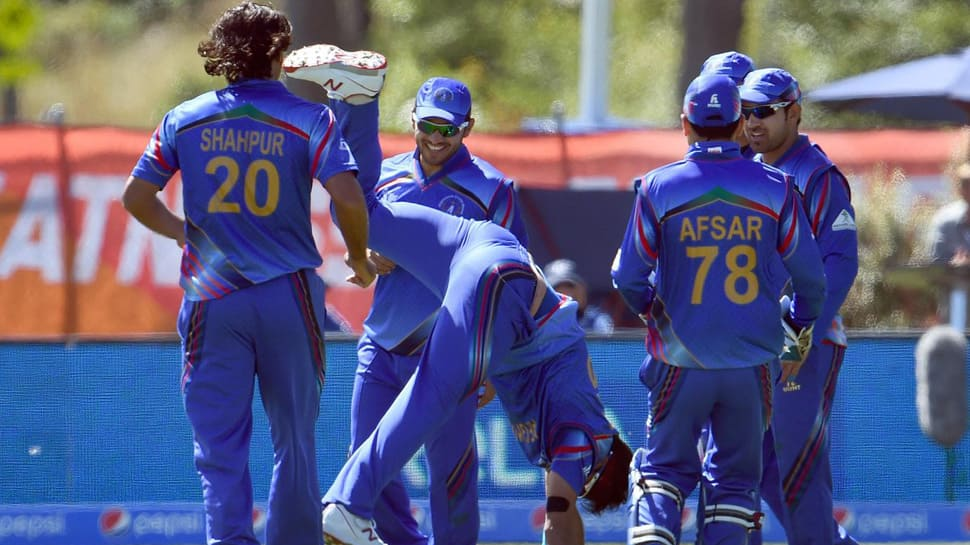 Plucky Afghanistan stun Pakistan in ICC World Cup warm-up