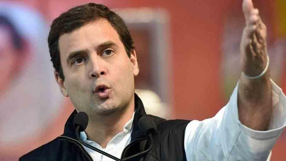 Congress dismisses talk of Rahul Gandhi's resignation as party president