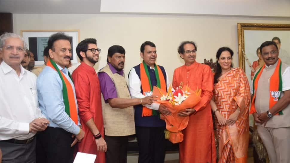 Shiv Sena wants four berths in Modi cabinet