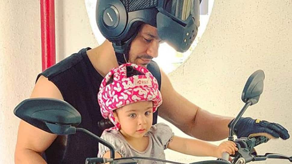 Kunal Kemmu shares adorable video of daughter Inaaya Naumi Kemmu on birthday—Watch