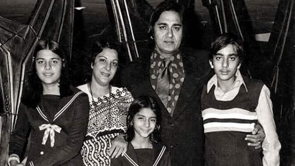 Sanjay Dutt remembers father Sunil Dutt on death anniversary