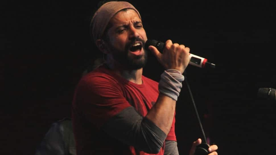 Farhan Akhtar is sweating it out prepping for 'Toofan'
